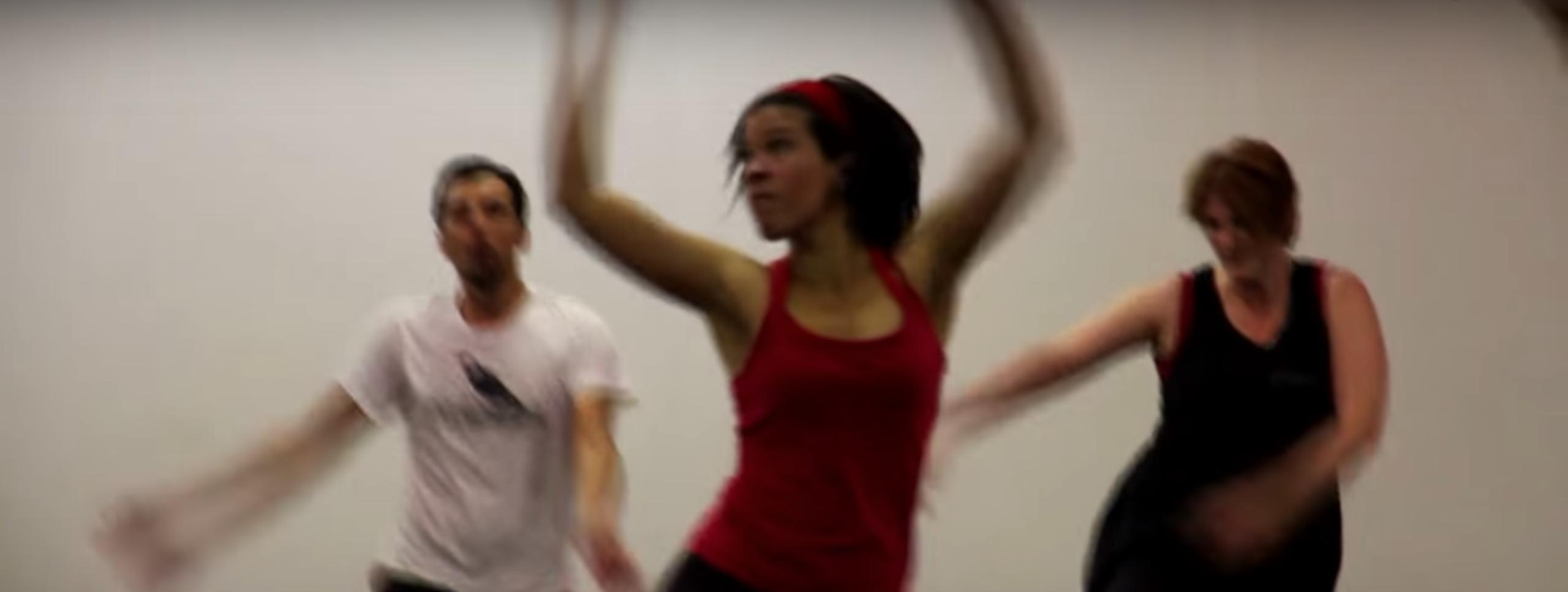 Afro-Brazilian Dance Class